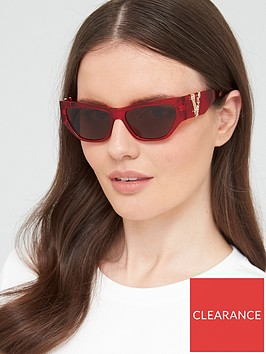 versace-cat-eye-sunglasses-transparent-red
