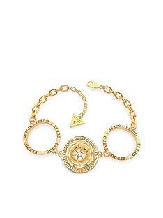 guess-peony-charm-circles-bracelet