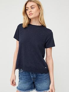 superdry-lace-mix-tee-navy