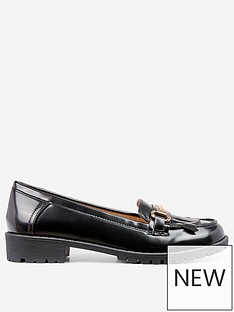 dorothy-perkins-lewis-loafer-black
