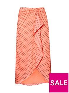 ted-baker-tiara-wrapnbspskirt-pink