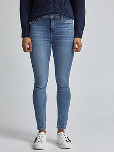 dorothy-perkins-petitenbspshape-amp-lift-jeans-blue