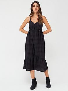superdry-daisy-midi-dress-black