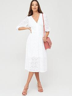 river-island-broderie-anglaise-midi-smock-dress-white
