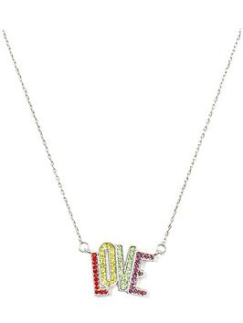 kate-spade-new-york-rainbow-love-mini-pendant-necklace-multicolour