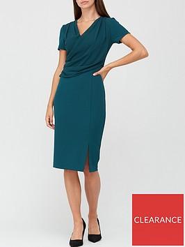 v-by-very-drape-formal-midi-dress