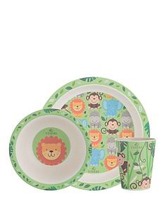 viners-jungle-3-piece-kids-dinner-set
