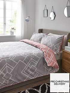 diamond-geo-duvet-cover-set