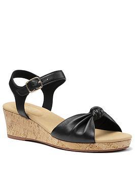 hotter-palmas-leather-wedge-heeled-sandals-black