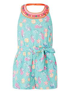 monsoon-girls-sew-laverna-unicorn-halter-playsuit-turquoise