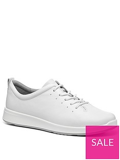 hotter-gentle-lace-up-casual-shoes-white