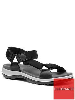 hotter-escape-casual-walking-sandals-black
