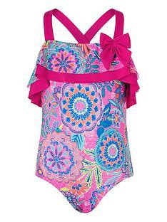 monsoon-girls-sew-inca-frill-swimsuit-pink