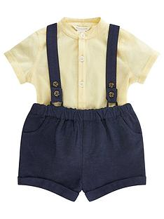 monsoon-baby-boys-louis-linen-set-lemon