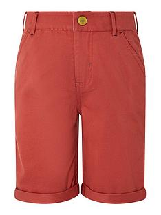 monsoon-boys-rufus-short-red
