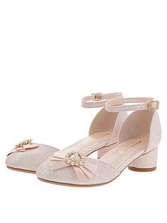 monsoon-girls-emmeline-diamante-bow-shoe-pale-pink