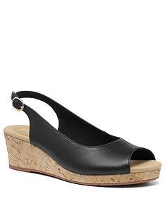hotter-tahiti-wedge-heeled-sandals-black