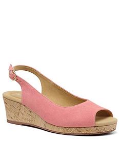 hotter-tahiti-wedge-heeled-sandals-coral