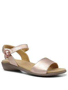 hotter-tropic-ankle-strap-sandals-rose-gold