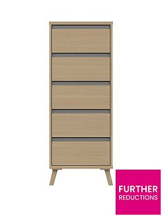 miller-ready-assembled-5-drawer-tall-boy