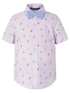 monsoon-boys-aaron-stripe-shirt-and-bow-tie-ivory