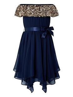 monsoon-girls-vera-navy-bardot-hanky-hem-dress-navy