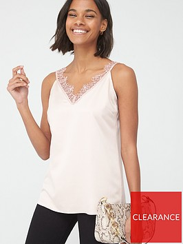 v-by-very-lace-trim-cami-rose