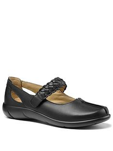 hotter-shake-wide-fit-mary-jane-shoes-black
