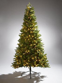 7ft-grizedale-pre-lit-christmas-tree-with-mixed-tips-and-memory-wire