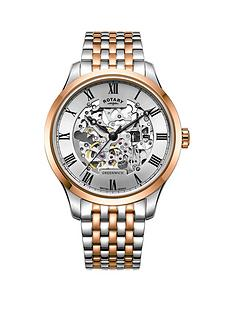 rotary-rotary-greenwich-silver-and-rose-gold-detail-skeleton-automatic-dial-two-tone-stainless-steel-bracelet-mens-watch