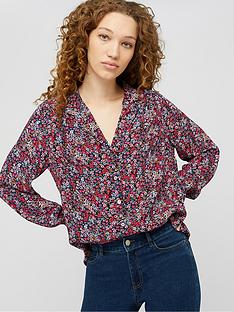 monsoon-ivy-printed-sustainable-viscose-blouse-red
