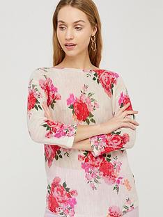 monsoon-rose-print-linen-blend-jumper-multi
