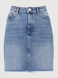v-by-very-a-line-denim-skirt-mid-wash