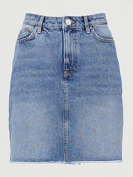 v-by-very-a-line-denim-skirt-mid-wash