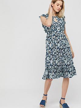 monsoon-loana-printed-midi-dress-blue