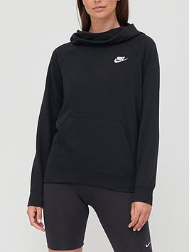 nike-nsw-essential-funnel-hoodie-black
