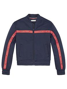 tommy-hilfiger-girls-tape-track-top-navy