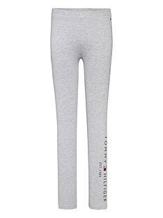 tommy-hilfiger-girls-essential-logo-leggings-grey
