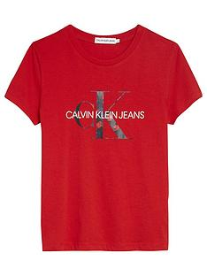 calvin-klein-jeans-girls-short-sleeve-monogram-t-shirt