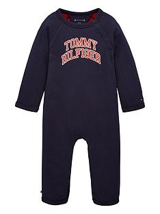 tommy-hilfiger-baby-boys-raglan-coverall-navy