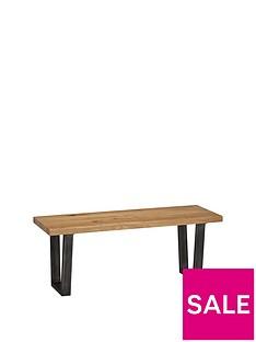 julian-bowen-brooklyn-oak-bench