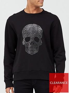 just-cavalli-skull-sweatshirt-black