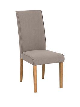 julian-bowen-seville-linen-dining-chair