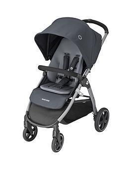 Maxi-Cosi Gia One-Hand Fold Stroller - Essential Graphite
