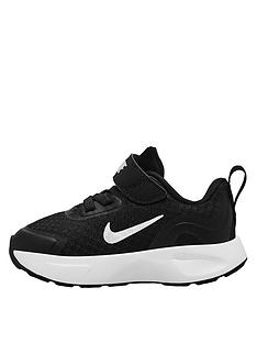 nike-wearallday-infant-trainer-blackwhite