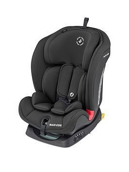 Maxi-Cosi Titan Group 1/2/3 Car Seat, Basic Black