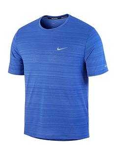 nike-miler-running-top-bluenbsp