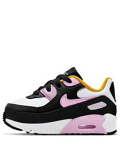 nike-air-max-90-infant-trainer-black
