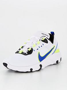 nike-renew-element-55-junior-trainer-whitemulti