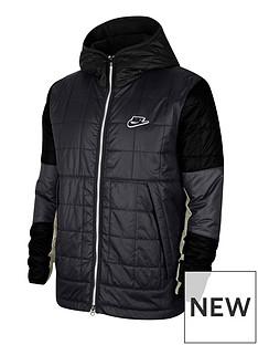 nike-sportswear-fleece-lined-jacket-grey